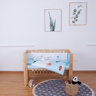 High quality baby bedding set, baby crib bumper