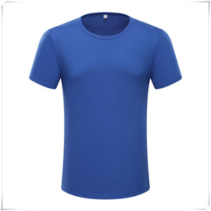 Bulk men dry fit polyester custom blank sublimation t shirt wholesale