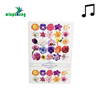 customized christmas voice greeting card holder