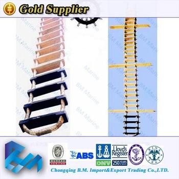 b m marine boot klettern strickleiter holz strickleiter buy product on. Black Bedroom Furniture Sets. Home Design Ideas