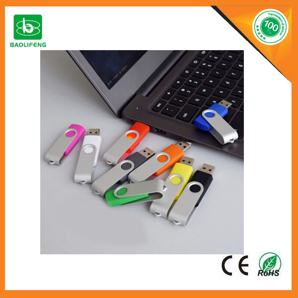 beauty buy in china usb flash drive metal swivel usb flash drive