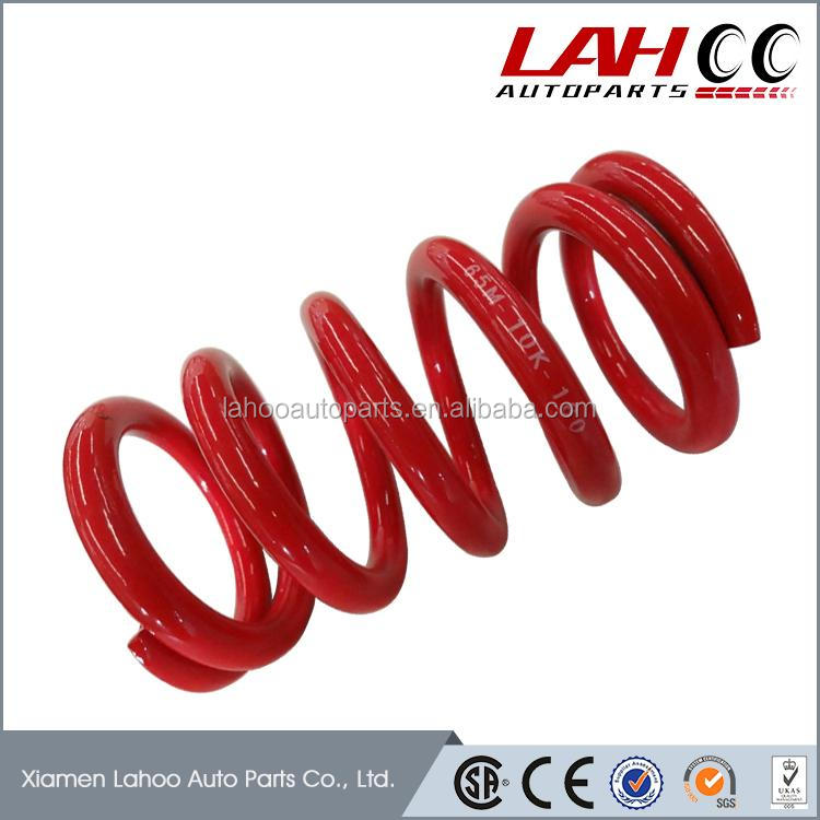 Heavy Duty Coil Springs for railway track materials