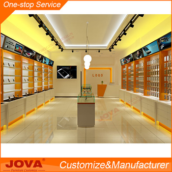 Mobile Phone Shop Interior Design