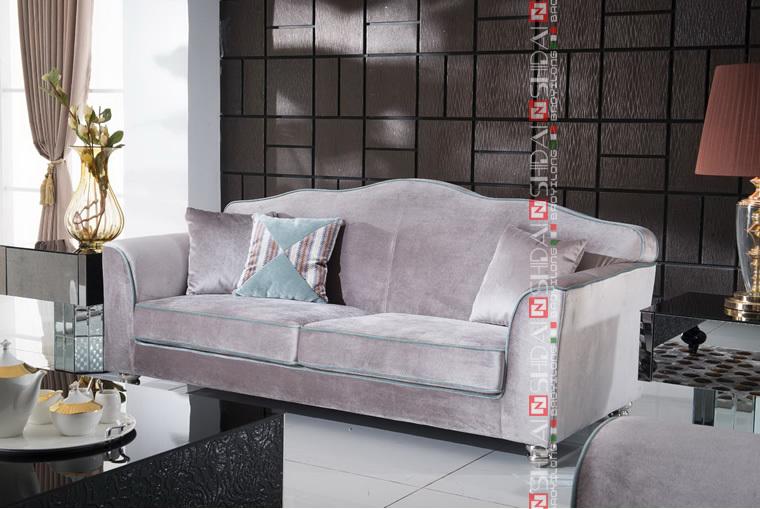 A buon mercato moderna colorati divano componibile extra grande