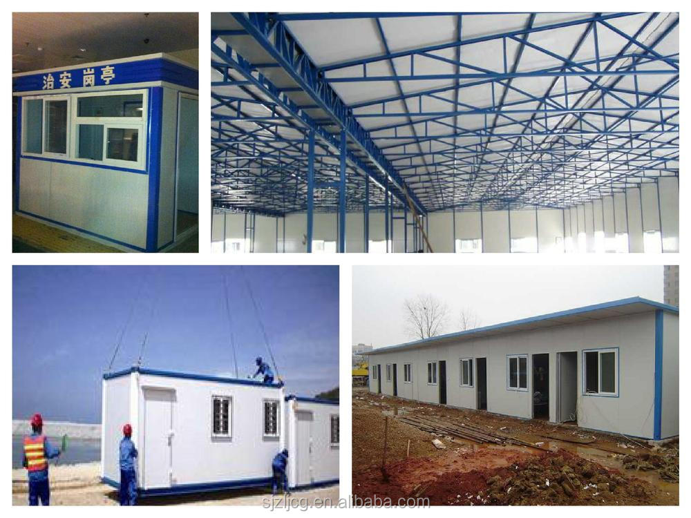 cheap Container House/Flat Pack/Portable House for sale