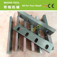 PET bottle plastic recycling crusher Blade /knife