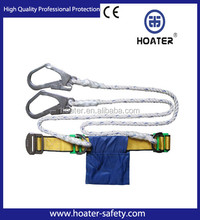 High quality safety belt with snap hook