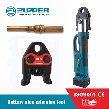 Electrical Hydraulic Pex Crimping Tool Plumbing Crimping Tool For Stainless Steel Tube, High Quality Electrical Zupper pz-1550
