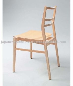 Exceptionnel Japanese Style Wood Chair GIA