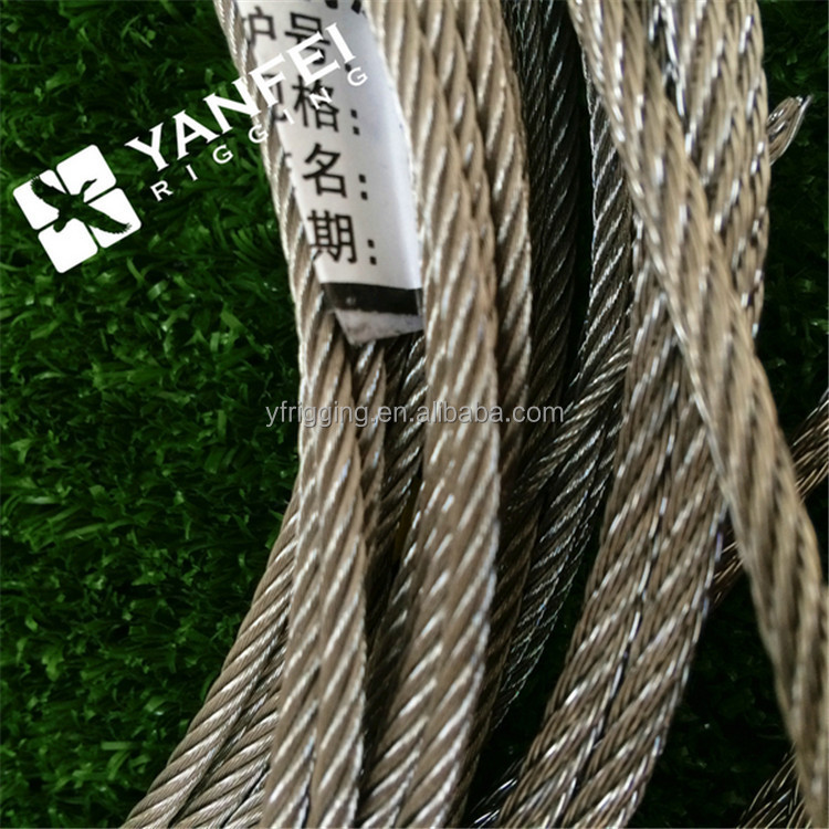 Zinc plating high carbon steel for tower crane steel wire rope