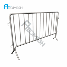 6.5 Ft/8 ft Staal Barricade/Metalen Bike Rack/Franse Stijl barricades