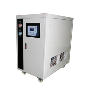 Italy Types of Walk in Circulating Plastic Industrial Processes Cooling Water Chiller 5ph