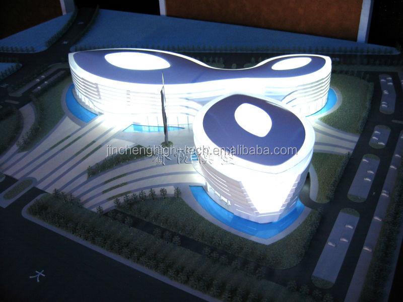 3d Design Architectural Drawing Scale Models Model House Building Models
