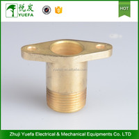 Brass Fittings Hose Connector Pressure Drop Adapter