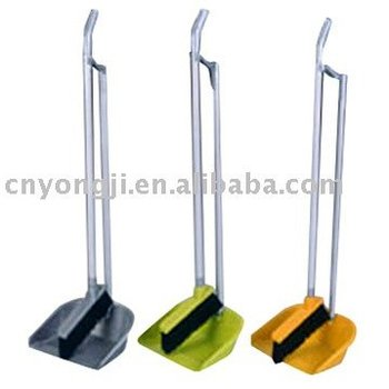 Broom and Dustpan with Handle