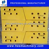 4T4435/4T4436 high quality boron steel heat treated cutting blades for dozer