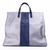 China 2016 handles wholesale in New York tote PU handbag