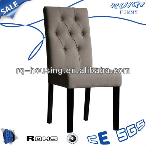 cheap modern fabric wooden dining room chair in 2013