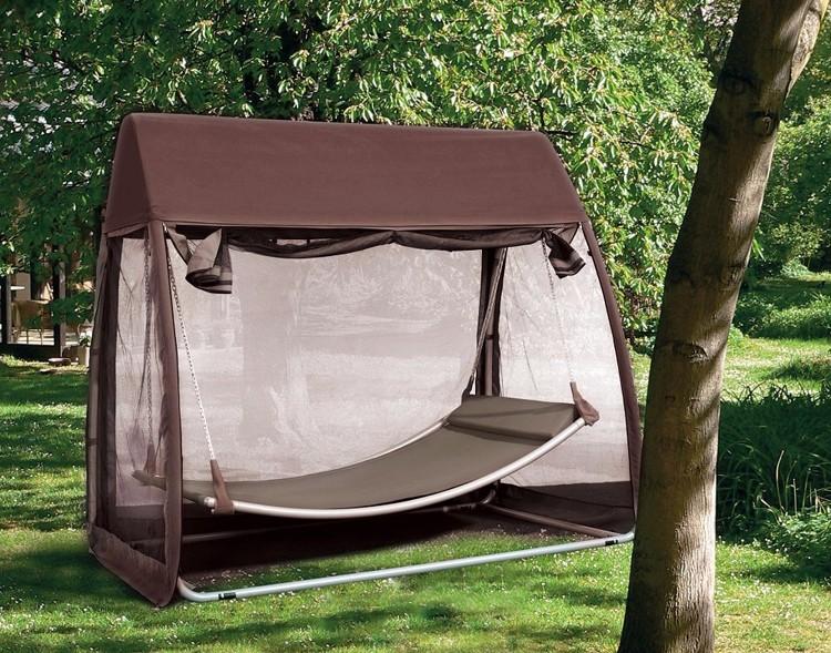 Hanging Baby Sleep Outdoor Canopy Garden Hammock Swing Bed