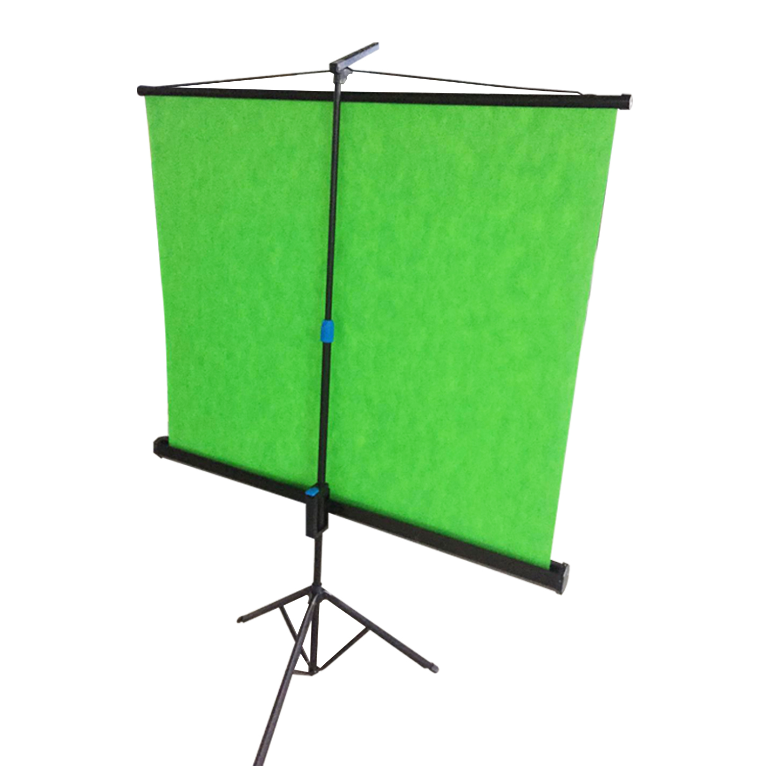 factory professional indoor photo background portable tripod fast fold green screen tripod stand