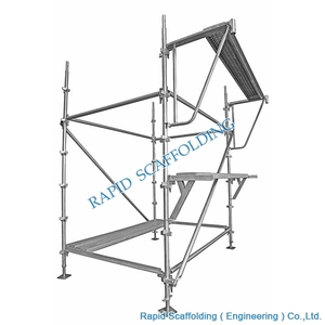 Kwikstage System Scaffolding for Building