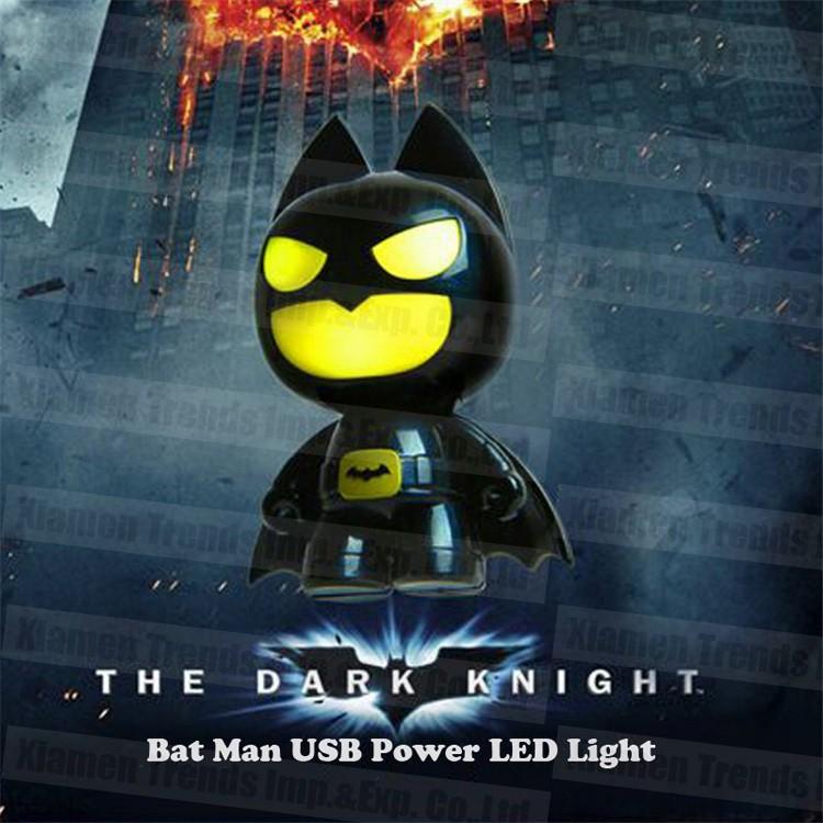 Cartoon Characters Batman Led Night Lamp New 2015 Innovative ...
