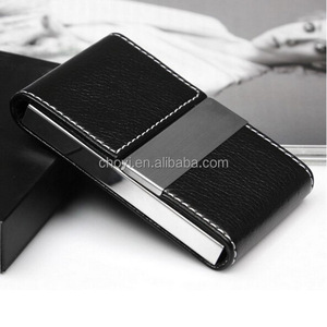 Custom Genuine Leather Business Card Holder Leather
