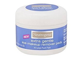 Neutrogena ® Extra Gentle Liquid Eye Makeup Remover Pads - 30 Ct