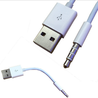 Apple iPod Shuffle 4 5 6 7 generation MP3 usb charger data cable