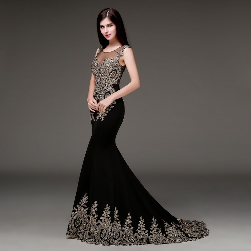 pour choisir une robe robe de soiree pour mariage noir