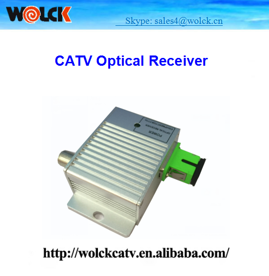 Low cost HFC Network Fiber Optical Node