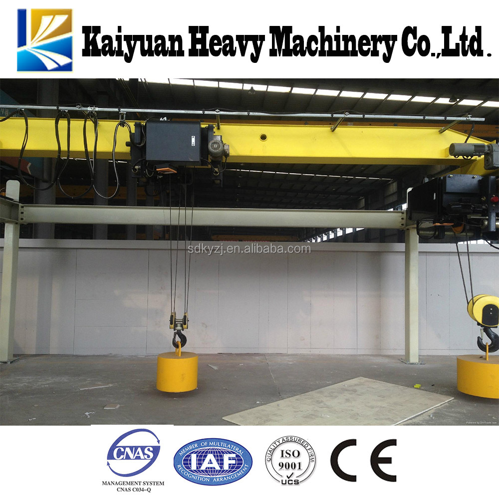 Electric Single girder Traveling Bridge Crane for sale for Vietnam