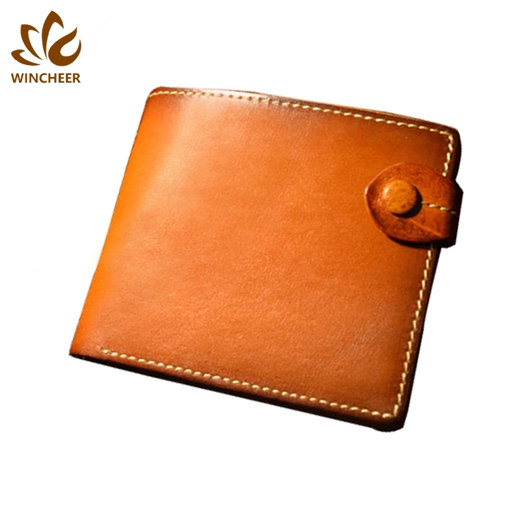 Men's Bags Enthusiastic New Mens Short Wallet Iron Edge Korean Version Young Mens Horizontal Wallet Trendy Card Wallets