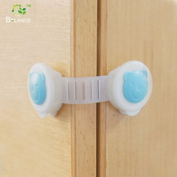Hot sell baby safety plastic lock/baby safety products/baby items