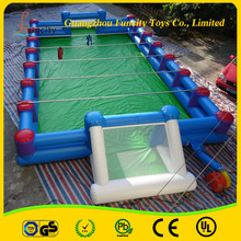 Factory Price Top Quality Inflatable Football Field , Inflatable Football Game, Inflatable Football Court
