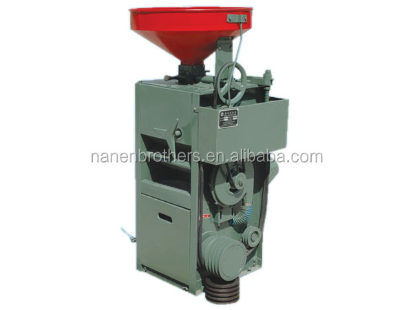 SB-10D modern portable small rice milling machine price