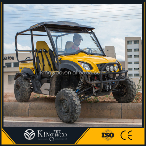 China 600cc petrol 4 wheel car, 4x4 utv