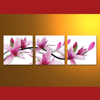 En Kaliteli çince Modern Basit çiçek Boyama Tasarım Buy Basit