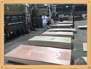 HDF Door Skin for Moulded Doors