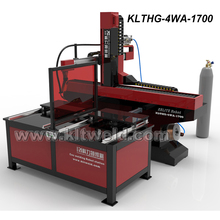 cnc machine 5 axis MIG/MAG/TIG welding manipulator/robot for sale