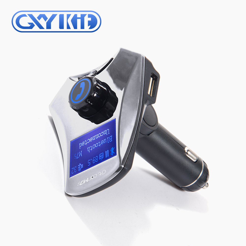 M7S GXYKIT wireless fm transmitter car charger mobil mp3 music player