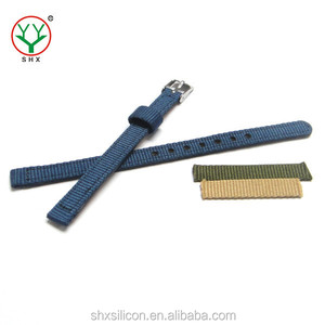 custom kids watch band, colorful watch band, watch band strap wholesale, manufacturer