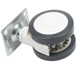 3 inch swivel threaded caster wheels for bed