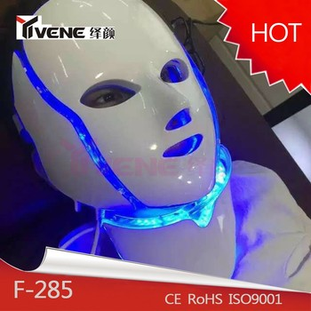 Sound Activated LED Mask Skin Rejuvernation 4D Facial Mask