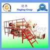 Hot sale in Morocco! clay brick forming machine, hollow brick forming machine