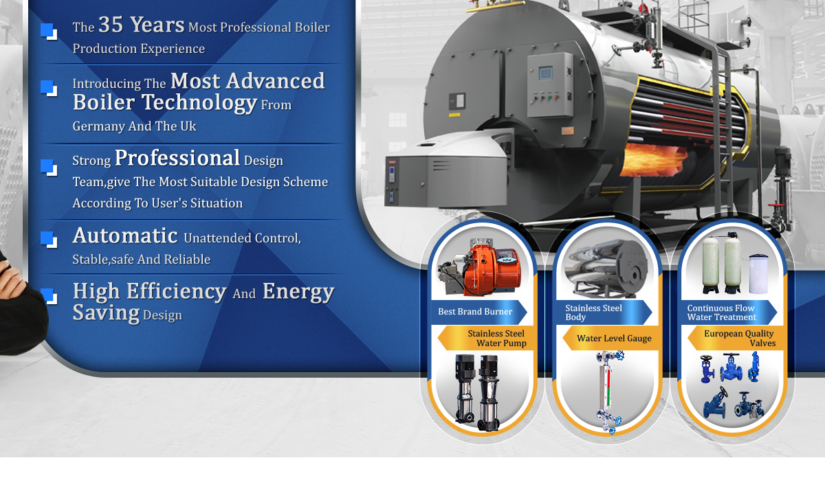 Qingdao East Power Industry Equipment Co., Ltd. - Boiler, Steam Boiler