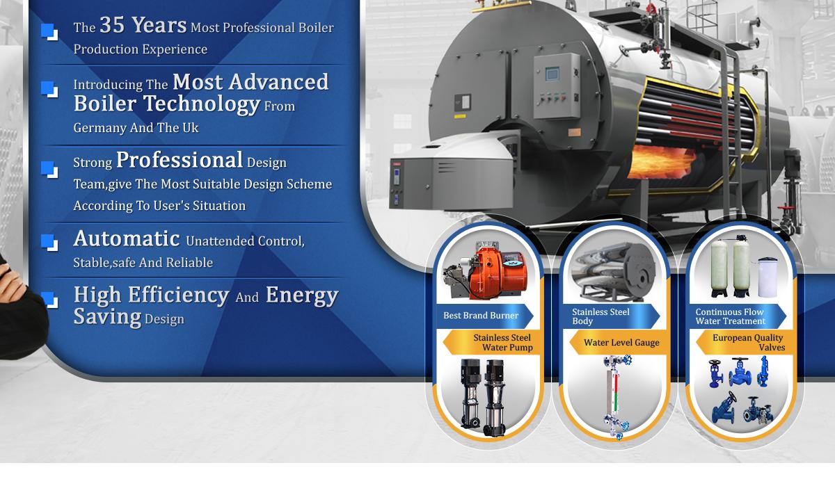 Qingdao East Power Industry Equipment Co., Ltd. - Boiler, Steam Boiler