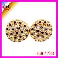 ALIBABA ITALIAN NEW PRODUCTS 2014 FASHION TERRACOTTA JEWELLERY,ONLINE SHOPPING STUD EARRING,BEST SELLING PRODUCTS IN EUROPE