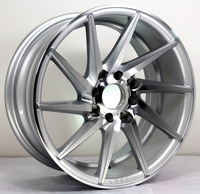 Popular design vossen replica car alloy wheel rims