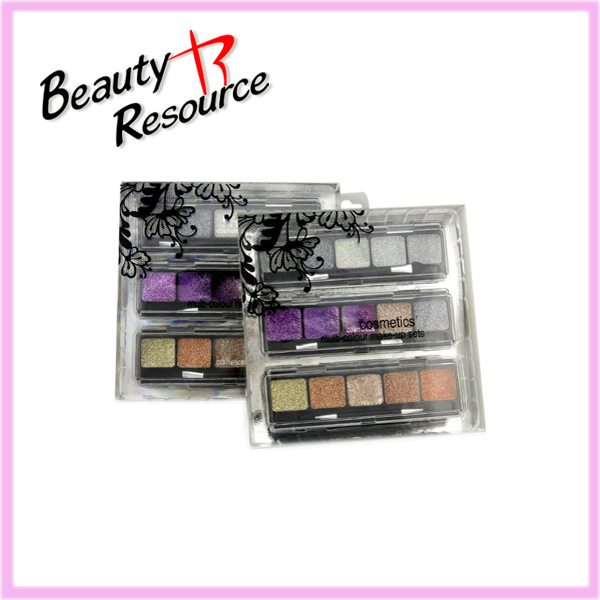 15 Color Natural Eye Shadow Cosmetic Set
